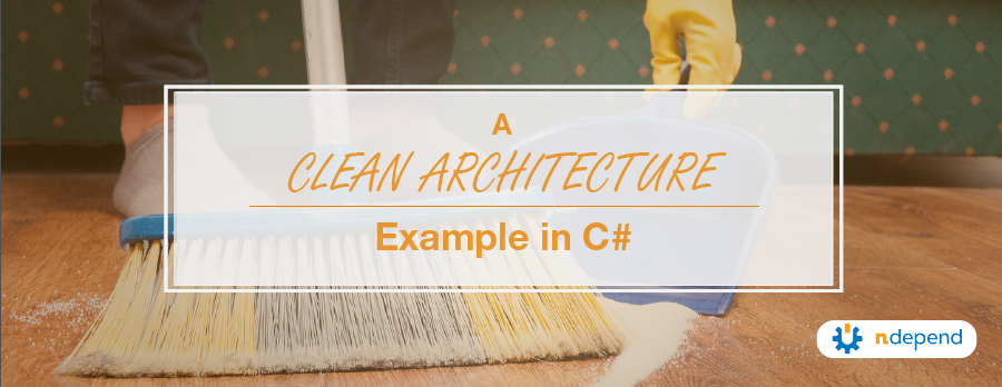 Clean Architecture C# — an example