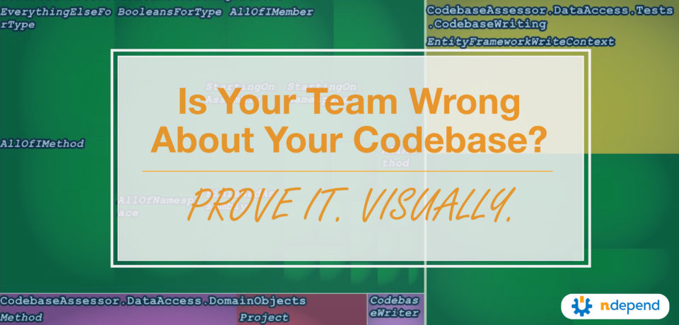 is your team wrong about your codebase? prove it visually