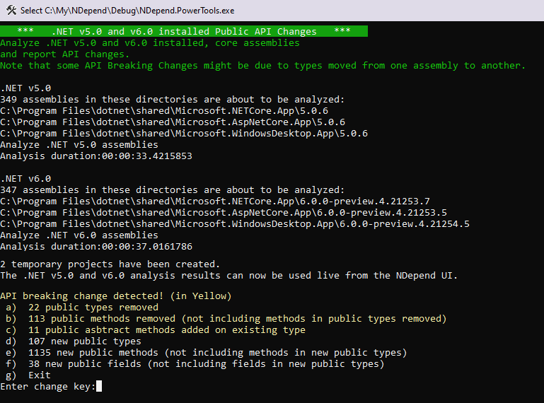 Net-6-new-API-NDepend-PowerTools