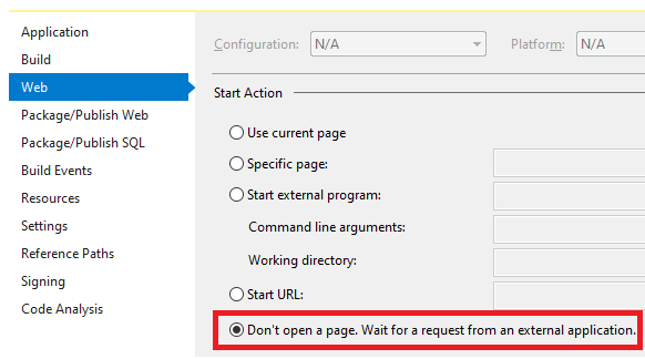 ASP.NET Application: Don't open a page