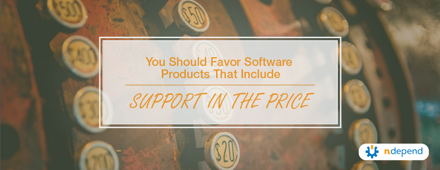 ISV_Favor_Software_Products_That_Include_Support_Price
