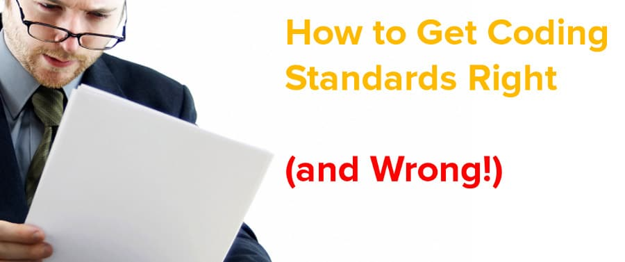 company coding standards