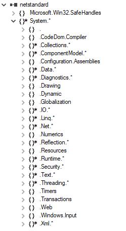 netstandard-dll-contains-all-API